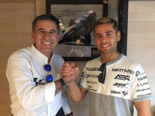 Alvaro Bautista - Aspar Team - MotoGP 2018