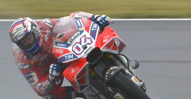 Dovizioso Juara MotoGP Sepang