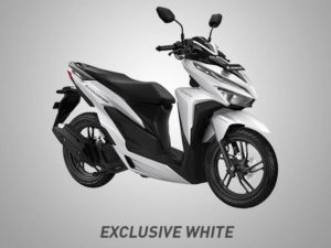 Honda Vario 150 eSP Warna Exclusive White