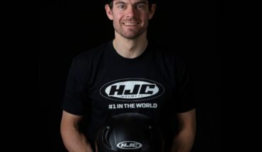 Cal Crutchlow - HJC Helmet