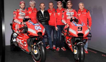 Mission Winnow Ducati Team - MotoGP 2019