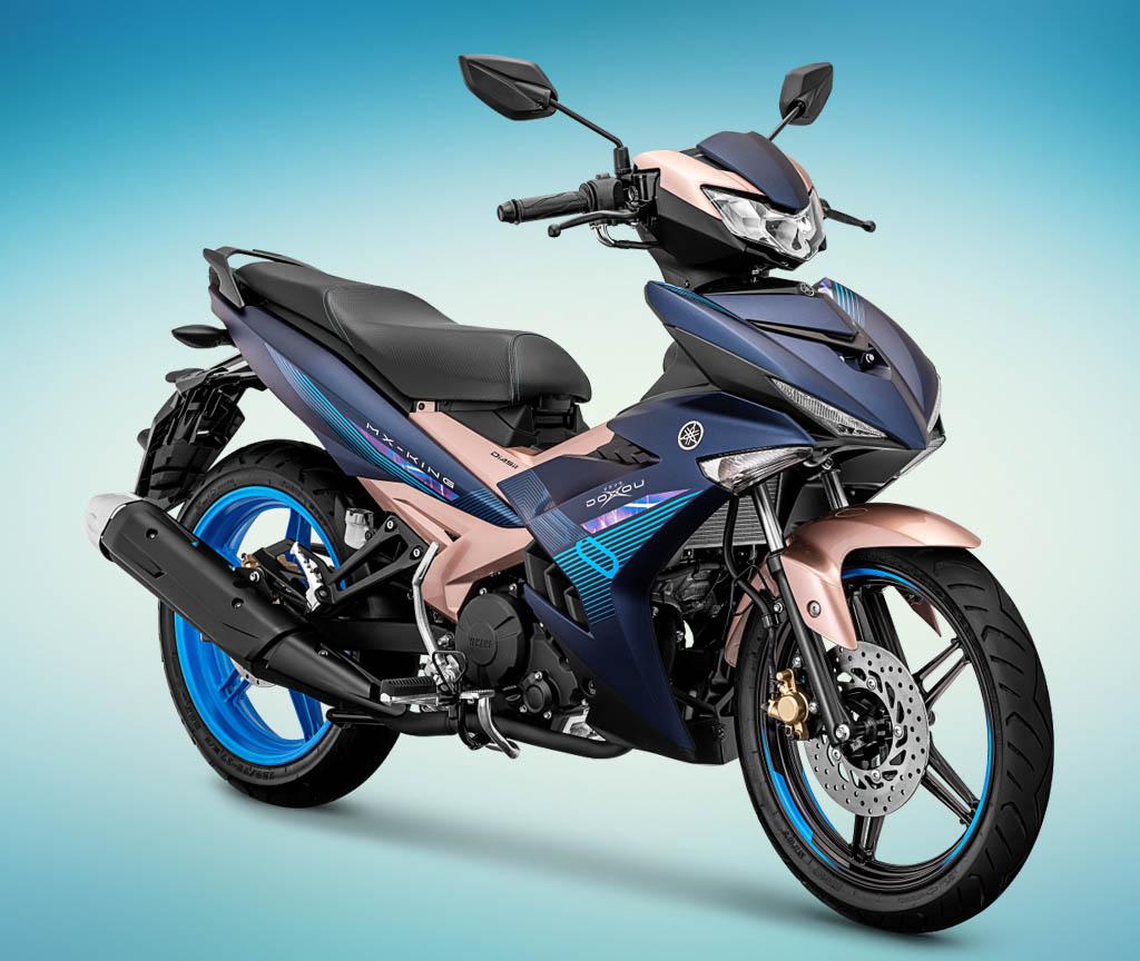 Yamaha MX King Doxou Version