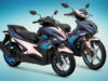 Yamaha Aerox dan MX King Doxou Version